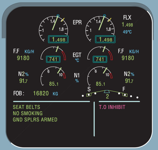 Cockpit Design: EPR v/s N1 indication   The Flying Engineer   {Auto cockpit erklärung 55}