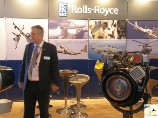 Rolls Royce, which pulled out of the race with Honeywell for the Jaguar Re-Engine