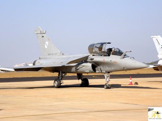 Cedric: In his  Armée de l'Air Rafale: 140 HG!