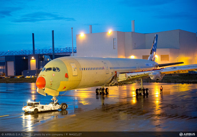 chinese certification a350