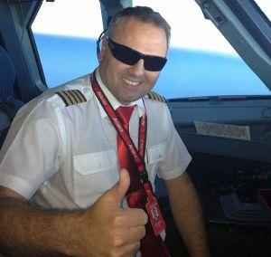Rodrigo David: The man behind some of the best A320 flightdeck videos