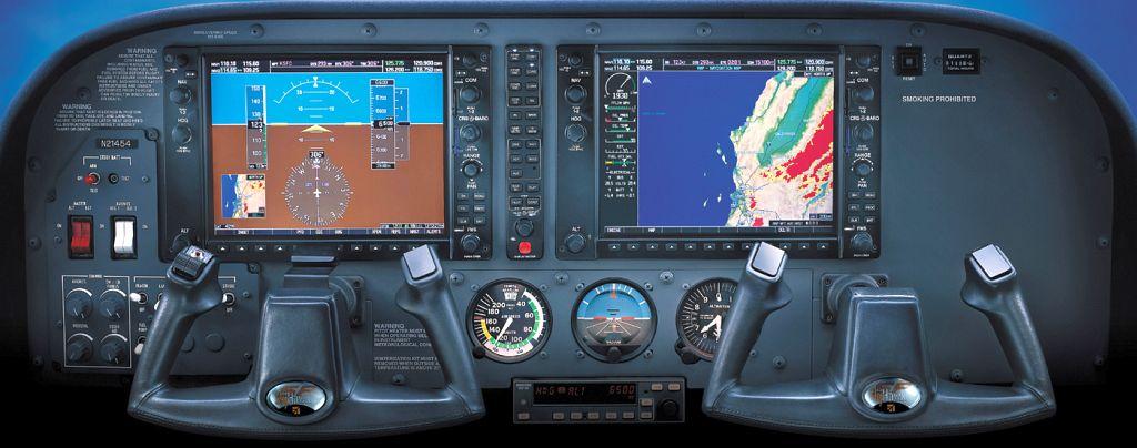 Cessna garmin