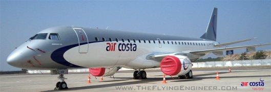 E190 Air Costa