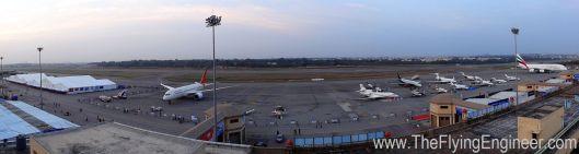 India Aviation 2014 Apron