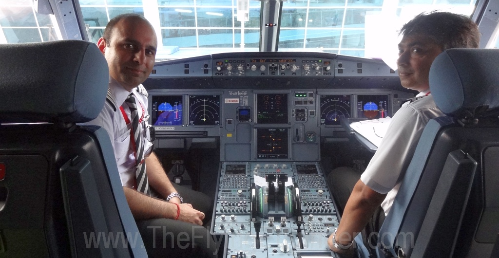 Familiarization Flights for ATCOs | The Flying Engineer