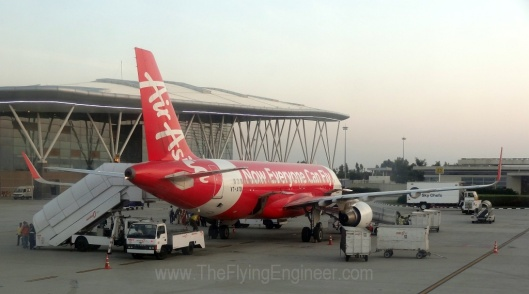 AirAsia India A320 VT ATB