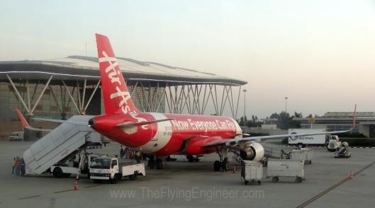AirAsia India A320 VT ATB