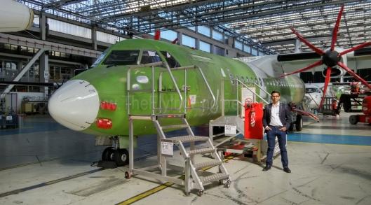 ATR Final Assembly Line Sept 2015