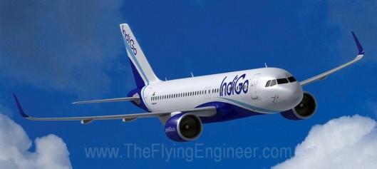 IndiGo A320 first NEO