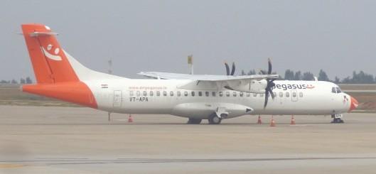 Air Pegasus ATR 72 500 VT APA