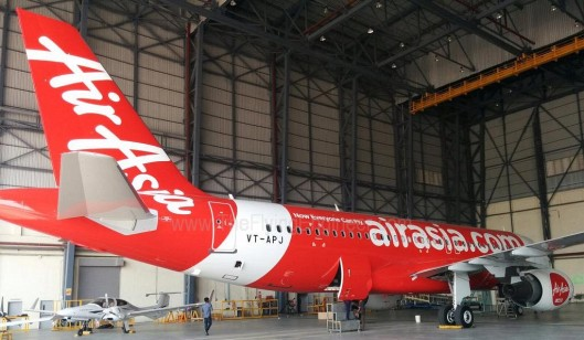 AirAsia India 6th aircraft VT-APJ
