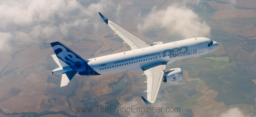 Airbus A320neo A320 271n Receives Type Certification