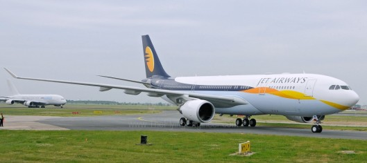 A330-200 Jet Airways