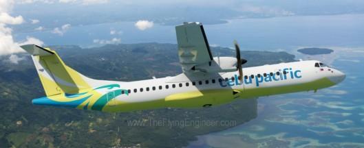 Cebu Pacific ATR 72